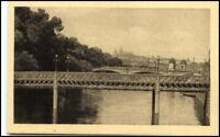 PRAHA Prag alte AK ~1920/30 Rieger-Quai Sofieninsel
