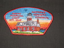 Suffolk County Council sa65 CSP. North Dumpling Light house