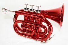 Trompette de poche POCKET Trompette en différentes couleurs avec étui