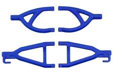 Rpm Mini E-revo bras de suspension arrière bleu - 80605