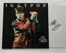 IGGY POP (STOOGES) Live Ritz N.Y.C 86 - FRENCH 2LP REVENGE - EX+/MINT