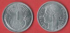 1 FR RÉPUBLIQUE 1959  CHOUETTE ETAT VOIR PHOTO