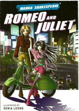 Manga Shakespeare: Romeo And Juliet (2014)...Paperback...Good..