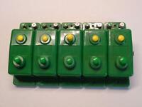 MINITRIX 66595 Stellpulte 5 Stück (36392)