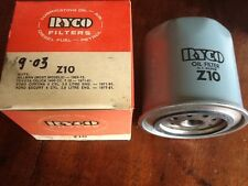 Oil Filter, Ryco, Suits Gemini,Chrysler, - Brand New,