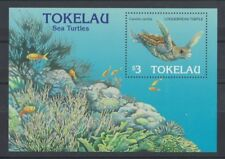 1995 Tokelau Islands Turtles SG 238 Muh MS