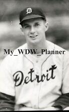 Vintage Photo 54 - Detroit Tigers - Hal Manders