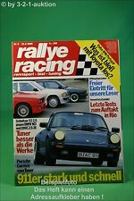 Rallye Racing 6/89 BMW M3 Porsche DB 190 E 2,5-16