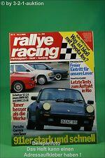 Rallye Racing 6/89 BMW M3 Porsche DB 190 E 2,5-16