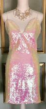 NWT Charlote Russe Sequine Dress Size L