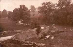 [54673] Lathkill Dale Derbyshire early postcard