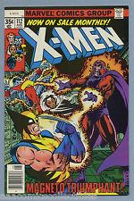 X-Men #112 1978 Magneto Chris Claremont John Byrne Marvel Comics /