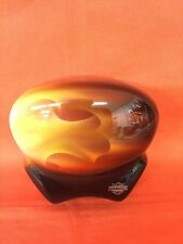 Harley-Davidson VRSC V-Rod Horn Cover With Real Flames 69169-05BWX