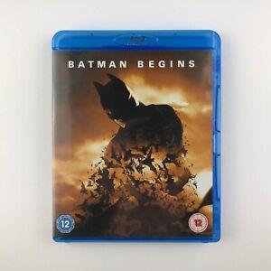 Batman Begins (Blu-ray, 2008)