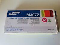 Genuine Original Samsung M4072S Magenta Toner Printer Cartridge