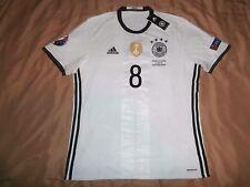 RARE NEW Germany #8 OZIL  shirt L jersey camiseta 2016 2017 Home FINAL