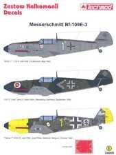 Techmod Decals 1/24 MESSERSCHMITT Bf-109E-3 with Paint Masks