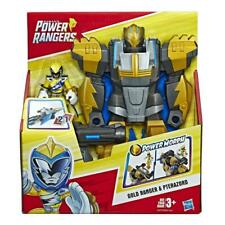 Playskool Heroes Power Rangers Morphin Zords Gold Ranger and Pterazord