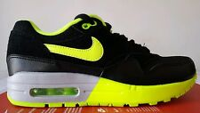 NIKE AIR MAX 1 WMNS NERA GIALLO FLUO 38,5 NEW COLOR LIMITED  PREZZO OKKSPORT 97