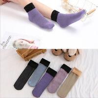 Women Winter Thickening Gold Silver Silk Towel Socks Boots Socks Floor Socks