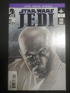 Star Wars Jedi Mace Windu #1 1st Appearance Asajj Ventress Dark Horse Comic