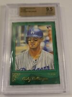 Cody Bellinger 2017 Topps Gallery Green Rookie Rc 90/99 Dodgers