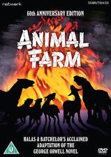 Animal Farm DVD (2014) John Halas cert U ***NEW*** FREE Shipping, Save £s