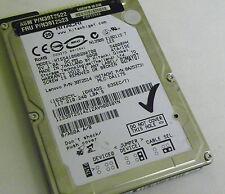60GB Hitachi HTS541060G9AT00 Laptop IDE Hard Drive P/N 0A25373 MLC DA1175