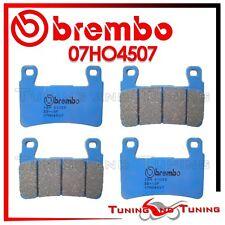Pastiglie Anteriori BREMBO CARBON CERAMICO HONDA CBR 954 RR 2002 2003 (07HO4507)