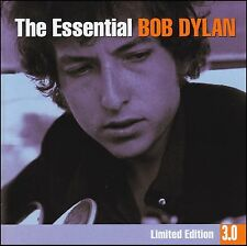 BOB DYLAN (3 CD) THE ESSENTIAL 3.0 LIMITED EDITION ~ GREATEST HITS/BEST OF *NEW*