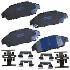 Disc Brake Pad Set-Stop Semi-Metallic Brake Pad Front fits 90-93 Honda Accord