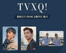 TVXQ! TVXQ LIFE IS A JOURNEY SM OFFICIAL CASHBEE PHOTOCARD Transportation Card