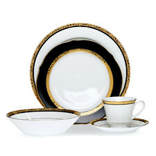NEW Noritake Regent Gold 40pce Dinner Set RRP$1350.00 BEST PRICE  sc 1 st  eBay : best bone china dinnerware - pezcame.com