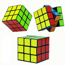 Magic Cube 3x3x3 Rubik Fast Speed Rubics Ultra-Smooth Puzzle Rubix Kids Toy Gift