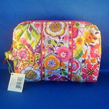 Vera Bradley - Large Cosmetic Bag - Clementine