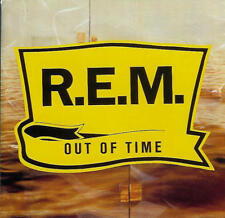 R.E.M. / REM - Out of Time (CD 1991) USA Import EXC