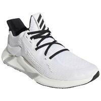 ADIDAS EDGE XT Men's Scarpe Uomo Running CLOUD WHITE BLACK EH0433