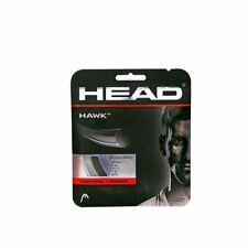 HEAD Hawk Set Tennis String, White, 16 Gauge
