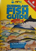 Queensland Fish Guide waterproof pocket size AFN priority post
