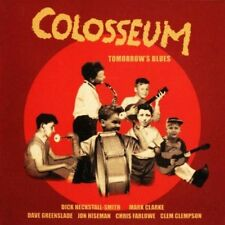 COLOSSEUM - TOMORROW'S BLUES  CD NEW