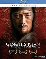 Genghis Khan: To the Ends of the Earth & Sea - Special Edition [Blu-ray] (NEW)..