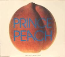 "PRINCE ""PEACH""  cd's 4 tracks Germany mint"