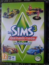 The sims 3! burning wheel! pc accessories complete set in spanish