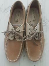 SPERRY Top-Sider Boat Shoes Beige/Tan size US 10.5 (UK 10)