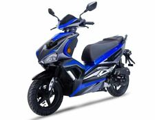 DARKNESS EVO 2 50 ccm³ 4 Takt - Motorroller -Scooter  - Euro 4 - LED L-Anlage