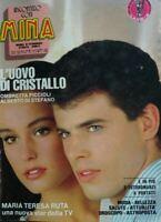 INCONTRO CON MINA N.296 1986 LANCIO