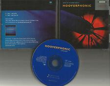 HOOVERPHONIC 2wicky w/ RARE RADIO EDIT USA 1996 PROMO DJ CD Single MINT 2 Wicky
