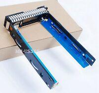 """3.5"""" HP Proliant ML350e ML310e SL250s G9 G8 SAS SATA Tray Caddy 651314-001 @USA"""