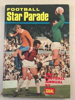 Football Star Parade 1970-71 The Football Annual by Goal Hardback