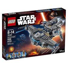 75147 STAR SCAVANGER star wars lego NEW legos set Rowan Kordi Zander R0-GR Roger